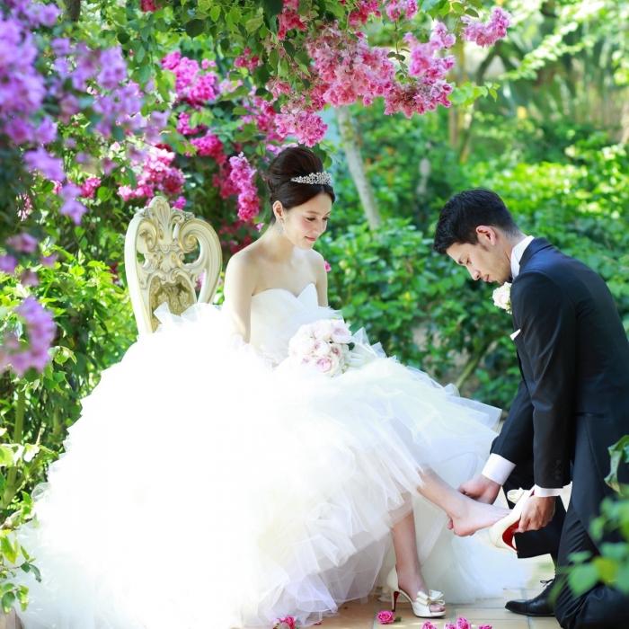 【贅沢1000着】運命のドレス試着で花嫁体験&絶品試食フェア