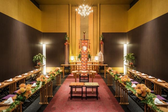 【神前式&神社式をご検討の方へ】本格神殿見学×豪華無料試食