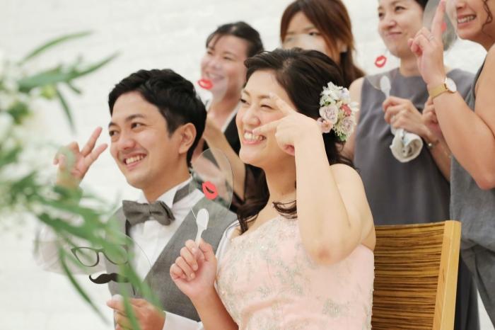 2部制Wedding!